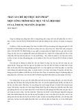 """""""Bản án chế độ thực dân Pháp"""" một công trình mẫu mực về xã hội học của lãnh tụ Nguyễn Ái Quốc"""