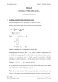 Lecture Advanced Econometrics (Part II) - Chapter 10: Models for panel data