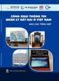 Báo cáo tổng hợp: Công khai thông tin quản lý đất đai ở Việt Nam