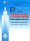 Xây dựng công cụ hỗ trợ thông qua quyết định cho công tác quản lý và giám sát ô nhiễm không khí