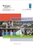 Chính sách công nghiệp của Việt Nam: Thiết kế chính sách để phát triển bền vững