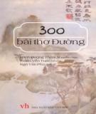 Ebook 300 Bài thơ Đường: Phần 1