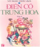 Ebook Điển cố Trung Hoa (Tập 2): Phần 1