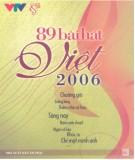 Ebook 89 bài hát Việt 2006: Phần 2