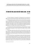 Từ Kinh đô Văn Lang xưa đến Thăng Long - Hà Nội
