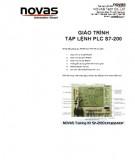 Giáo trình Tập lệnh PLC S7-200