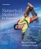 Ebook Numerical methods for engineers (6th edition chapra)