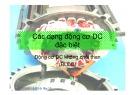 Bài giảng Các dạng động cơ DC đặc biệt: Động cơ DC không chổi than (BLDC)