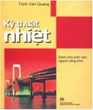 Ebook Kỹ thuật nhiệt (dành cho sinh viên ngành công trình)
