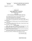 Nghị quyết số: 127/2016/QH13