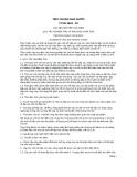 Tiêu chuẩn nhà nước TCVN 3624 - 81