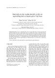 Định kiến, kỳ thị và phân biệt đối xử đối với người đồng tính và chuyển giới ở Việt Nam