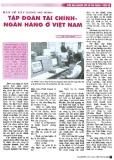 Bàn về xây dựng mô hình tập đoàn tài chính - Ngân hàng ở Việt Nam