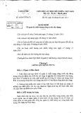 Nghị định số: 15/2013/NĐ-CP
