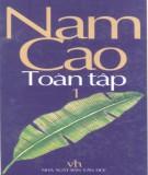Ebook Nam Cao toàn tập (Tập 1): Phần 1 - NXB Văn học
