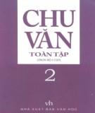 Ebook Chu văn toàn tập (Tập 2): Phần 2