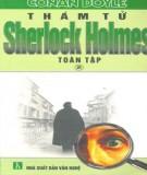 Tiểu thuyết trinh thám - Thám tử Sherlock Holmes toàn tập - Tập 2 (Tái bản có sửa chữa): Phần 1