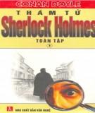 thám tử sherlock holmes toàn tập (tập 1) (tái bản có sửa chữa): phần 1