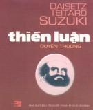Ebook Thiền luận (Quyển thượng) (in lần thứ 2): Phần 1