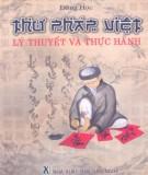 Ebook Thư pháp Việt - Lý thuyết và thực hành: Phần 1
