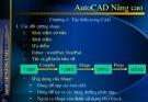 Bài giảng AutoCAD nâng cao - Chương 4: Tùy biến trong AutoCAD