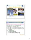 Bài giảng Kinh tế môi trường: Phần 4 - ThS. Đỗ Thị Kim Chi