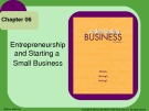 Lecture Understanding business (10/e): Chapter 6 - William G. Nickels, James M. McHugh, Susan M. McHugh