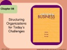 Lecture Understanding business (10/e): Chapter 8 - William G. Nickels, James M. McHugh, Susan M. McHugh