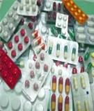 Bài giảng Bài 29: Thuốc điều trị thiếu má
