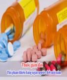 Bài giảng Bài 15: Thuốc kháng Virus (nhóm kháng virus sao chép ngược)