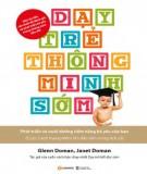 Ebook Dạy trẻ thông minh sớm - Glenn Doman, Janet Doman
