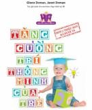 Cẩm nang nuôi dạy con - Tăng cường trí thông minh của trẻ