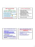 Bài giảng Quản lý dịch hại tổng hợp: Chương 2 (7) - GS. TS Nguyễn Thế Nhã