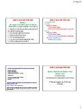 Bài giảng Quản lý dịch hại tổng hợp: Chương 2 (1) - GS. TS Nguyễn Thế Nhã