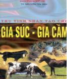 Ebook Thụ tinh nhân tạo cho gia súc, gia cầm