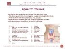 Bài giảng Bệnh lý tuyến giáp - ThS. BS Nguyễn Phúc Học