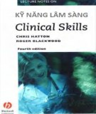 Các kỹ năng trong lâm sàng (Clinical skills)