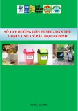 Sổ tay hướng dẫn hướng dẫn thu gom và xử lý rác hộ gia đình