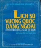 Ebook Lịch sử vương quốc Đàng Ngoài: Phần 2