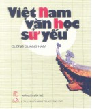 Khám phá Việt Nam văn học sử yếu: Phần 2