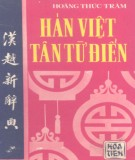 Ebook Hán Việt tân từ điển: Phần 1