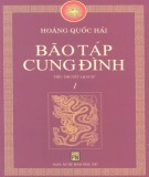 Tiểu thuyết lịch sử - Bão táp triều Trần (Tập 1: Bão táp cung đình): Phần 1