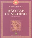 Tiểu thuyết lịch sử - Bão táp triều Trần (Tập 1: Bão táp cung đình): Phần 2