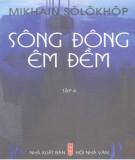 Tiểu thuyết - Sông Đông êm đềm (Tập 4): Phần 2