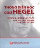 Ebook Thông diễn học của Hegel: Phần 1