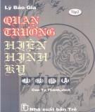 Tiểu thuyết lịch sử - Quan trường hiện hình ký (Tập 2): Phần 1