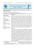 Phân tích chuỗi giá trị xoài cát Hòa Lộc (Mangifera Indica L.) tỉnh Đồng Tháp