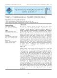 Nghiên cứu chuỗi giá trị sản phẩm tỏi tỉnh Ninh Thuận