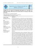Nghiên cứu các nhân tố ảnh hưởng đến động lực làm việc của nhân viên trực tiếp sản xuất ở Tổng công ty lắp máy Việt Nam (LILAMA)