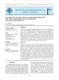 Tác động của phương thức gia nhập thị trường đến khả năng thâm nhập tài sản địa phương của công ty đa quốc gia